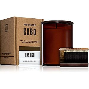 KOBO Woodblock Hashish vonná svíčka 425 g obraz