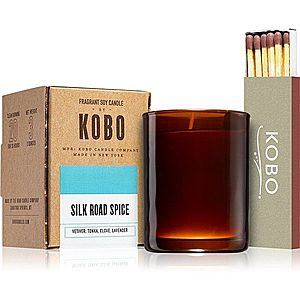 KOBO Woodblock Silk Road Spice votivní svíčka 85 g obraz