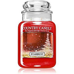 Country Candle Stardust vonná svíčka 652 g obraz
