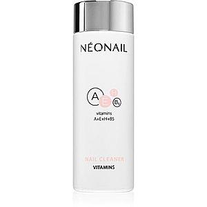 NeoNail Nail Cleaner Vitamins přípravek k odmaštění a vysušení nehtu 200 ml obraz