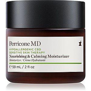 Perricone MD Hypoallergenic CBD Sensitive Skin Therapy intenzivní hydratační a zklidňující krém pro citlivou pleť 59 ml obraz
