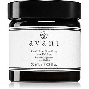 Avant Age Nutri-Revive Gentle Rose Beautifying Face Exfoliant jemný peeling pro rozjasnění a vyhlazení pleti 60 ml obraz