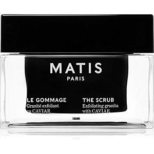 MATIS Paris Caviar The Scrub regenerační peeling s kaviárem 50 ml obraz