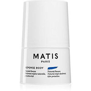 MATIS Paris Réponse Body Natural-Secure deodorant roll-on proti podráždění a svědění pokožky 50 ml obraz
