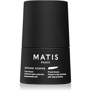 MATIS Paris Réponse Homme Fresh-Secure deodorant roll-on bez obsahu hliníkových solí 50 ml obraz