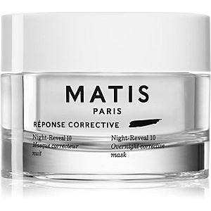 MATIS Paris Réponse Corrective Night-Reveal 10 noční maska s regeneračním účinkem 50 ml obraz