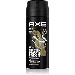 Axe Gold deodorant ve spreji pro muže 150 ml obraz