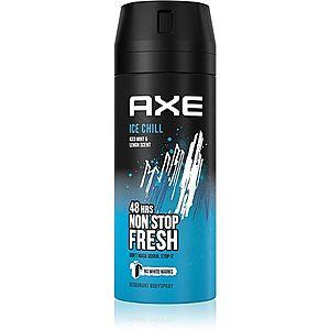 Axe Ice Chill deodorant a tělový sprej s 48hodinovým účinkem 150 ml obraz