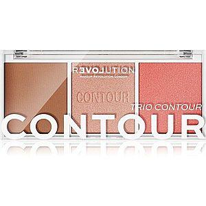 Revolution Relove Colour Play konturovací paletka odstín Sugar 6 g obraz