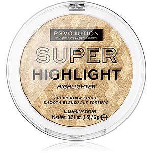 Revolution Relove Super Highlight rozjasňovač odstín Champagne 6 g obraz