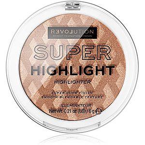Revolution Relove Super Highlight rozjasňovač odstín Rose 6 g obraz