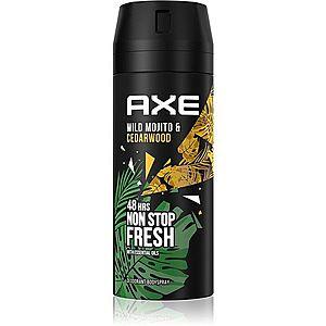Axe Wild Green Mojito & Cedarwood deodorant a tělový sprej I. 150 ml obraz