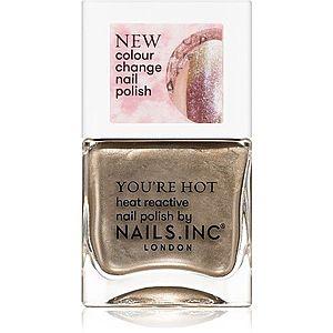Nails Inc. You're hot lak na nehty odstín Because I'm hot 14 ml obraz