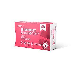 NUPO Slim Boost Burn My Fat 30 kapslí obraz