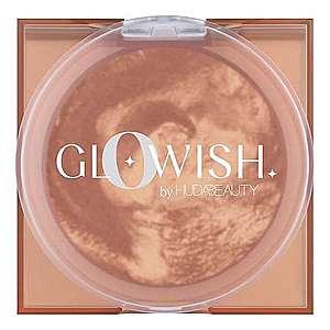 HUDA BEAUTY - Glowish Soft Radiance Bronzing Powder - Bronzer obraz