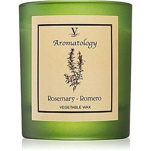 Vila Hermanos Aromatology Rosemary vonná svíčka 200 g obraz