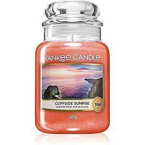 Yankee Candle Cliffside Sunrise vonná svíčka 623 g obraz