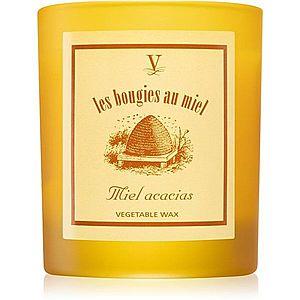 Vila Hermanos Les Bougies au Miel Acacia Honey vonná svíčka 190 g obraz