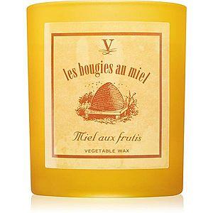 Vila Hermanos Les Bougies au Miel Honey Fruits vonná svíčka 190 g obraz