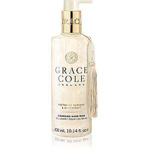 Grace Cole Nectarine Blossom & Grapefruit čisticí tekuté mýdlo na ruce 300 ml obraz