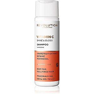 Revolution Haircare Skinification Vitamin C osvěžující šampon pro hydrataci a lesk 250 ml obraz