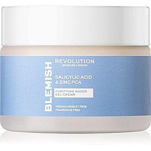 Revolution Skincare Blemish Salicylic Acid & Zinc PCA hydratační gel krém pro mastnou a problematickou pleť 50 ml obraz