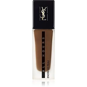 Yves Saint Laurent Encre de Peau All Hours Foundation dlouhotrvající make-up SPF 20 odstín B 90 Ebony 25 ml obraz