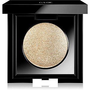 GA-DE Velveteen Pearl Infused Metallic třpytivé oční stíny odstín 221 Gold Gleam 3 g obraz
