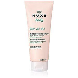 Nuxe Rêve de Thé revitalizační sprchový gel 200 ml obraz