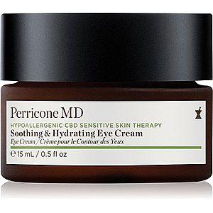 Perricone MD Hypoallergenic CBD Sensitive Skin Therapy zklidňující oční krém 15 ml obraz