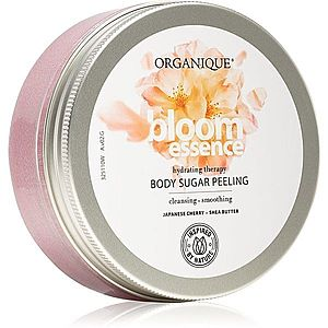 Organique Bloom Essence cukrový tělový peeling 200 ml obraz