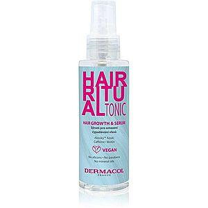Dermacol Hair Ritual sérum proti řídnutí a vypadávání vlasů 100 ml obraz