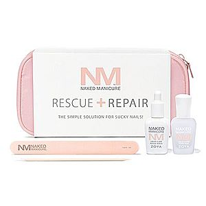 Zoya Naked Manicure - Rescue and Repair Kit obraz