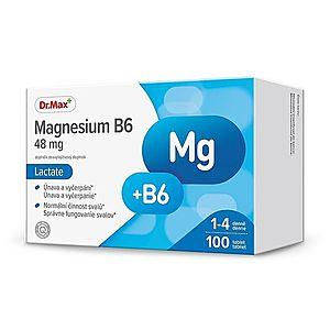 Magnesium Lactate obraz