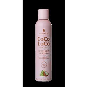 Lee Stafford CoCo LoCo Agave Coconut Hairspray lak na vlasy, 250 ml obraz