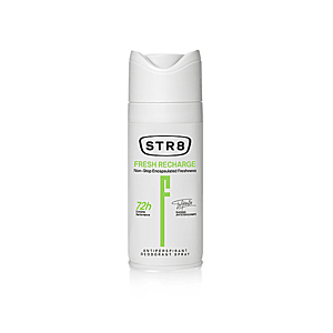 STR8 Fresh Recharge deospray 150 ml obraz