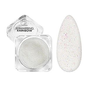 NANI glitrový prach Shimmering Rainbow - 10 obraz