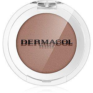 Dermacol Mono 3D oční stíny odstín 05 Chocobons 2 g obraz