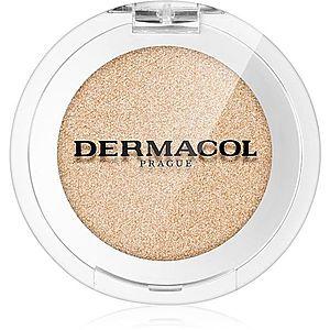 Dermacol Mono 3D oční stíny odstín 02 Metal Champagne 2 g obraz