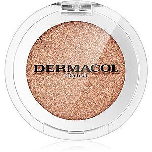 Dermacol Mono 3D oční stíny odstín 06 Creme Brulée 2 g obraz