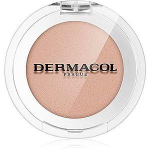 Dermacol Mono 3D oční stíny odstín 03 Rosé 2 g obraz