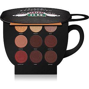 Makeup Revolution X Friends Grab A Cup paletka na tvář odstín Dark to Deep 25 g obraz