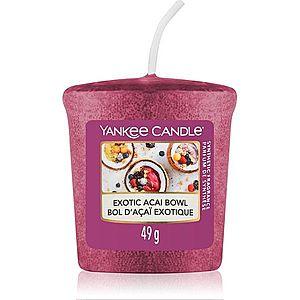Yankee Candle Exotic Acai Bowl votivní svíčka 49 g obraz