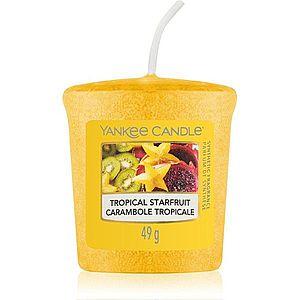 Yankee Candle Tropical Starfruit votivní svíčka 49 g obraz