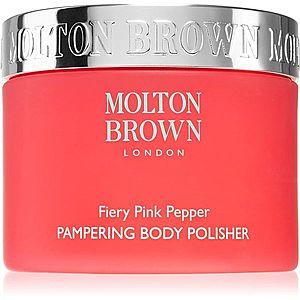 Molton Brown Fiery Pink Pepper čisticí tělový peeling 250 g obraz