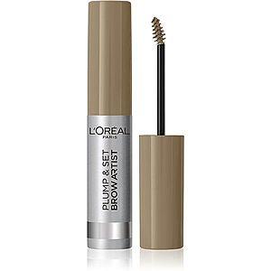 L'Oréal Paris Brow Artist Plump and Set gel na obočí odstín 101 Blonde 4.9 ml obraz