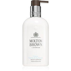 Molton Brown Coastal Cypress&Sea Fennel hydratační tělové mléko 300 ml obraz