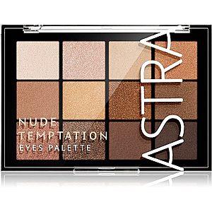 Astra Make-up Palette The Temptation paleta očních stínů odstín Nude Temptation 15 g obraz