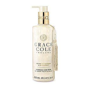 Grace Cole Nectarine Blossom & Grapefruit tekuté mýdlo na ruce 300 ml obraz