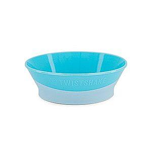 Twistshake Miska 6m+ modrá obraz